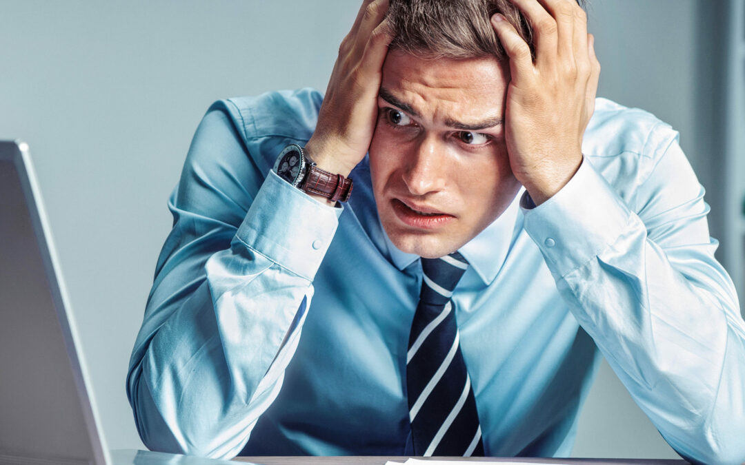 Are YOU Making Any of These 4 Deadly Mistakes With Your  IT Security?