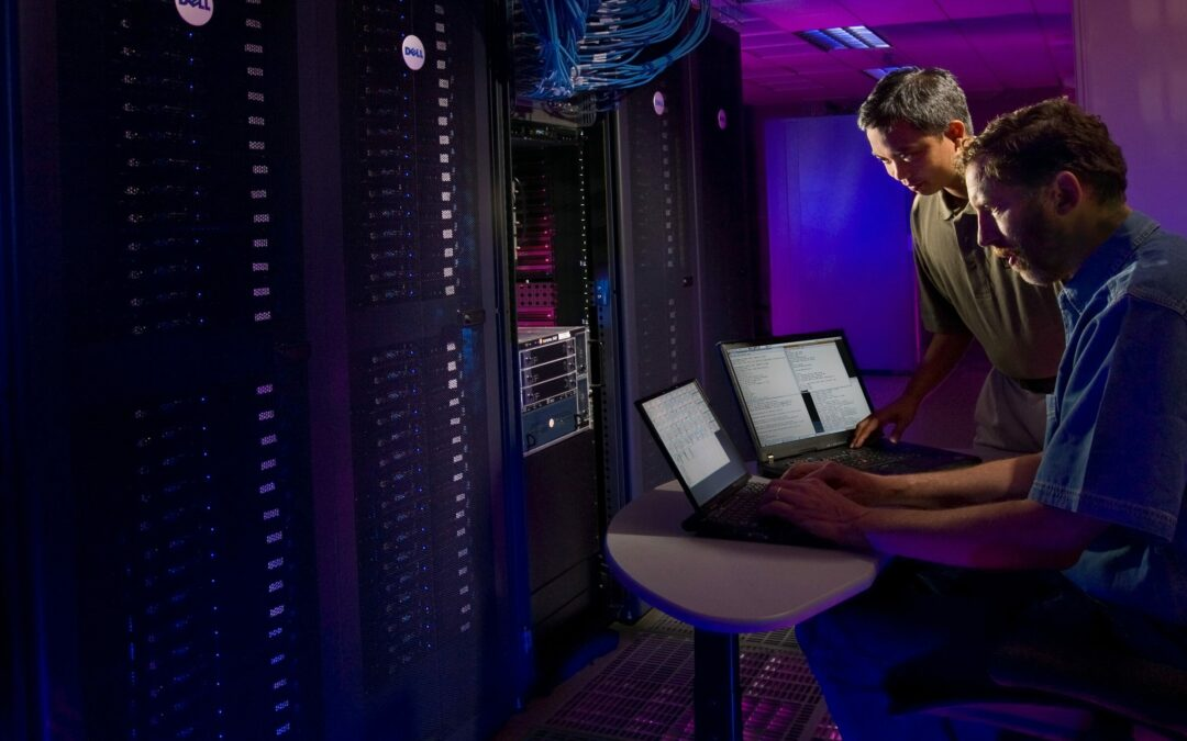 Organizing Your Server Room and Why It's Important